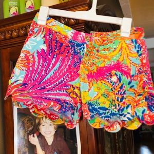 LP Buttercup Shorts Fishing For Compliments NWT